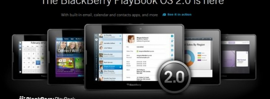 BlackBerry PlayBook 2.0 reviews
