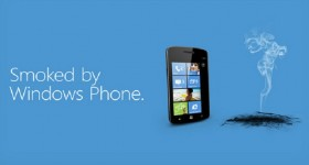 'Smoked by Windows Phone' claims 98 percent success rate worldwide