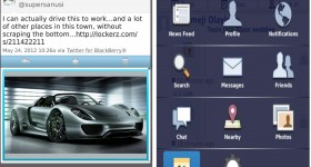 Facebook and Twitter for Blackberry get updated to v3.1.0.11 and 3.1.0.8 on the betazone