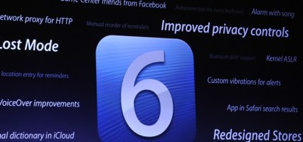 iOS 6: First Look.