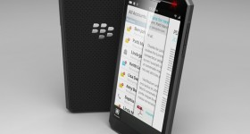 BlackBerry 10 all-touch Bold