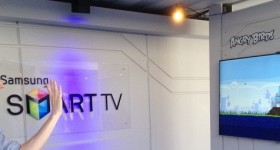 New Samsung SmartTv lets you play angry birds with hand gestures
