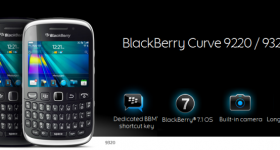 RIM introduces two new BlackBerry Curves (9320 and 9220) to the Nigerian Market