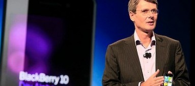 RIM CEO on What Went Wrong and the Future of BlackBerry