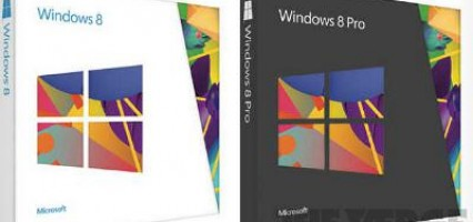 Breaking: Microsoft's Windows 8 packaging revealed