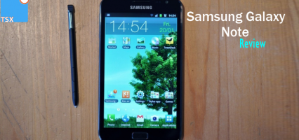 Samsung Galaxy Note Review: is it a Tablet or a Phone?