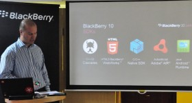 BlackBerry 10 mini Jam Lagos: RIM came, We Jammed!