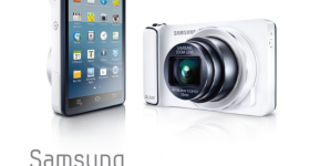 Samsung Announces Galaxy Camera