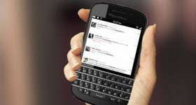 Pictures of N-Series (Bold) BlackBerry 10 device Leak online