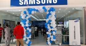 Samsung opens first direct to consumer store in heart of Lagos