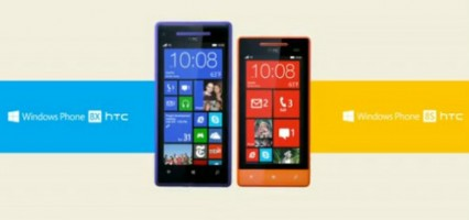 HTC Announces its windows phone 8 offerings: Meet the 8x and 8s