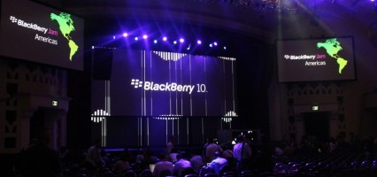 BB10 Jam Americas – Feeding the Frenzy