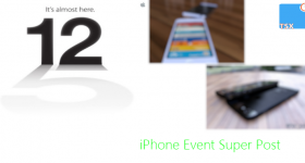 iPhone event Super Post