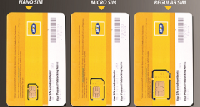 BreakExclusive: MTN Nigeria introduces iPhone 5 compatible Nano sims