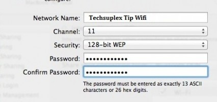 Tip: How to make your Laptop a Wireless Hotspot