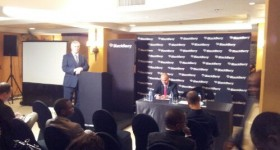 RIM Expands Presence in Nigeria and Opens BlackBerry-Branded Store in Lagos