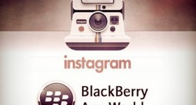 Instagram is coming to BlackBerry