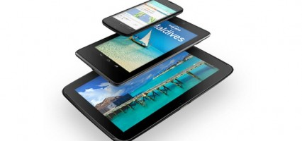 The New Nexus Family: Nexus 4 and Nexus 10