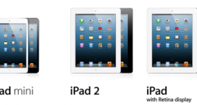 Ipad mini now official, 4th Generation Ipad also announced