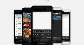 Exclusive: BlackBerry 10 devices to be available in multiple colors at launch.