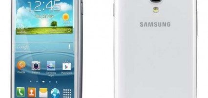 Samsung announces Galaxy S3 mini