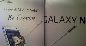 Samsung Galaxy Note 2 launch report