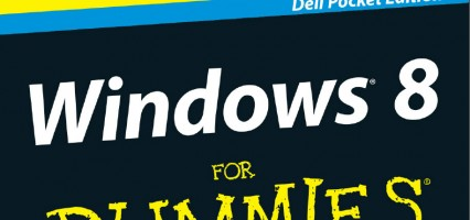 DELL Releases FREE Windows 8 For Dummies E-Book
