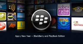App-y New Year — BlackBerry and PlayBook Edition