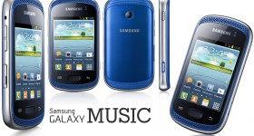 The Samsung Galaxy music now available in Nigeria