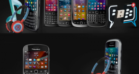 RIM is offering Nigerians free gifts with every BlackBerry purchase this festive season