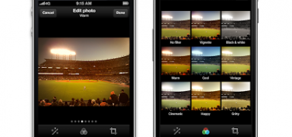 Photo Filters Added to Twitter Apps; hopefully makes you miss instagram less.