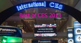 Techsuplex Presents: The Best of CES 2013
