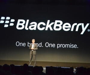 RIM rebranded as BlackBerry