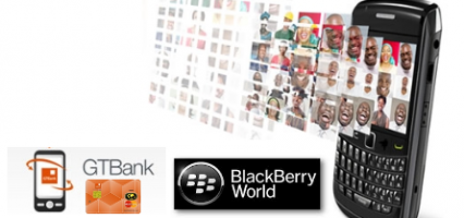 GTBank Naira Mastercards now processing BlackBerry App World Payments