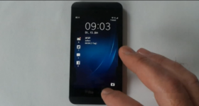 BlackBerry 10 L-series Video Walkthrough: new details revealed