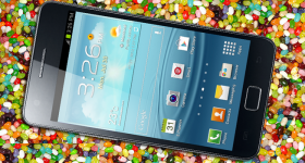 Jelly Bean update (4.1.2) for Samsung Galaxy S2 now available OTA in Nigeria