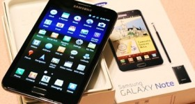 Original Samsung Galaxy Note gets Jelly Bean update