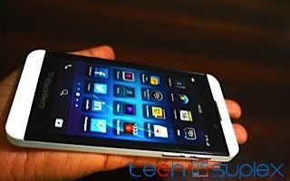 BlackBerry OS10.1 leaks for the Z10: here is what is new [Download]