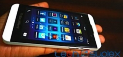 BlackBerry Z10 – Photos and First Impressions