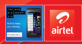 Airtel Nigeria Unveils BlackBerry 10 data plans