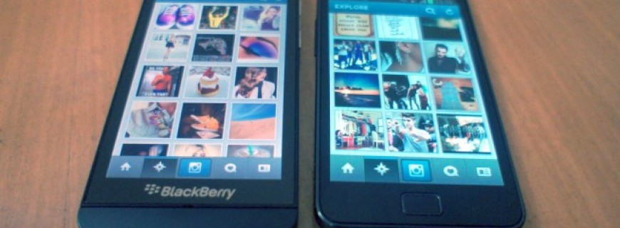 Download Instagram for BlackBerry 10