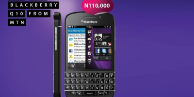 BlackBerry Q10 Now available for pre-order from MTN for 110k [UPDATED]