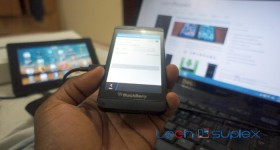 How to Sideload apps on BlackBerry 10 and BlackBerry Playbook from your browser