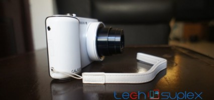 Hands on with the Samsung Galaxy Camera