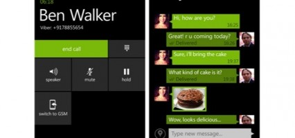Viber for Windows Phone 8 gets HD voice calling and other features with new update