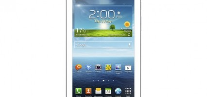 7-inch Samsung Galaxy Tab 3 Announced
