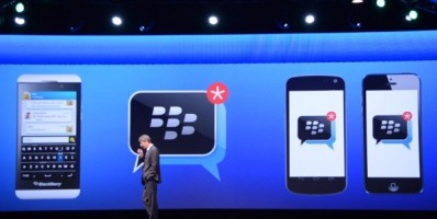 Cross Platform BBM: Looking at the bigger picture.