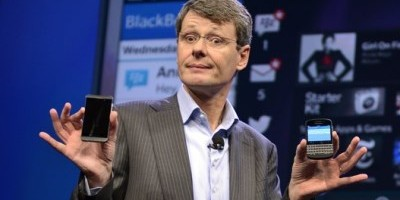 The BlackBerry CEO thinks tablets would be dead in 5 years. Here's what I think.
