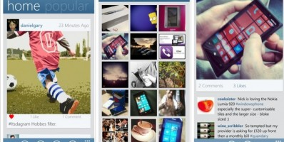 Instagram gets on Windows Phone…well sort of.