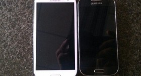 A Samsung Galaxy S4 mini is coming soon, we have pictures.
